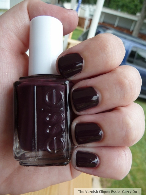 Essie- Carry On | The Varnish Clique