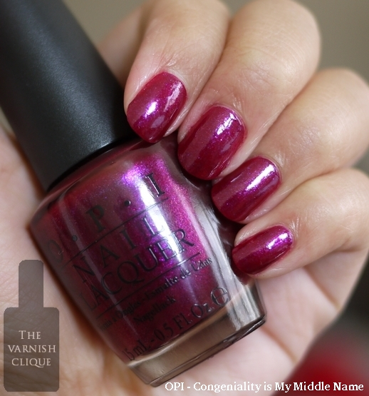 opi-congeniality-is-my-middle-name