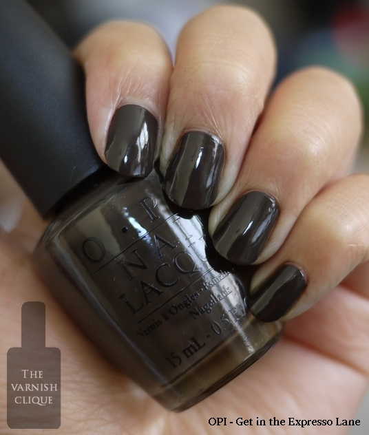 Opi Get In The Expresso Lane OPI – Get in the Exp...