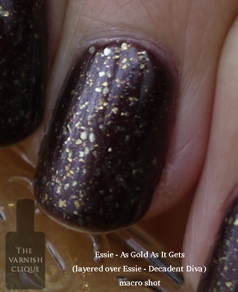 essie as gold as it gets - photo #38