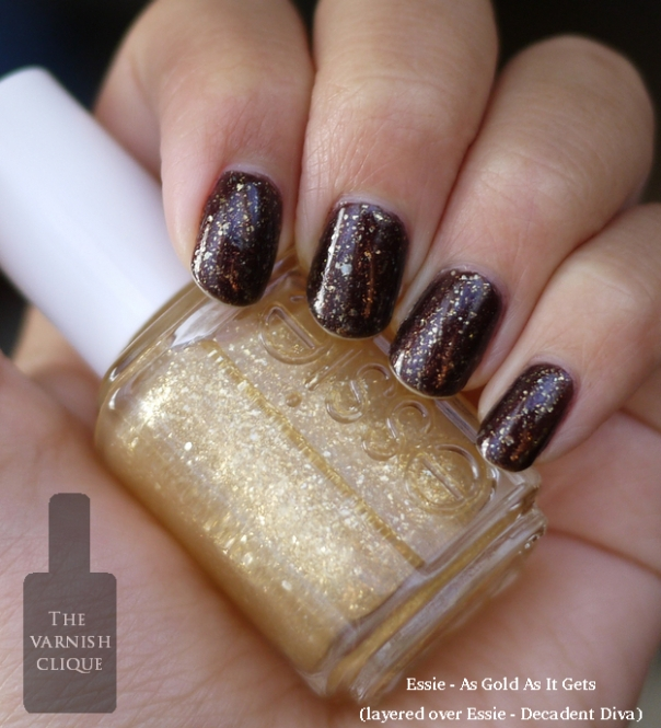 essie as gold as it gets - photo #15