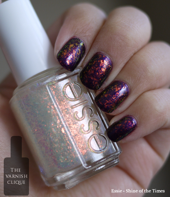 Essie – Shine of the Times (the ESSIE FLAKIE glitter!!!) | The ...