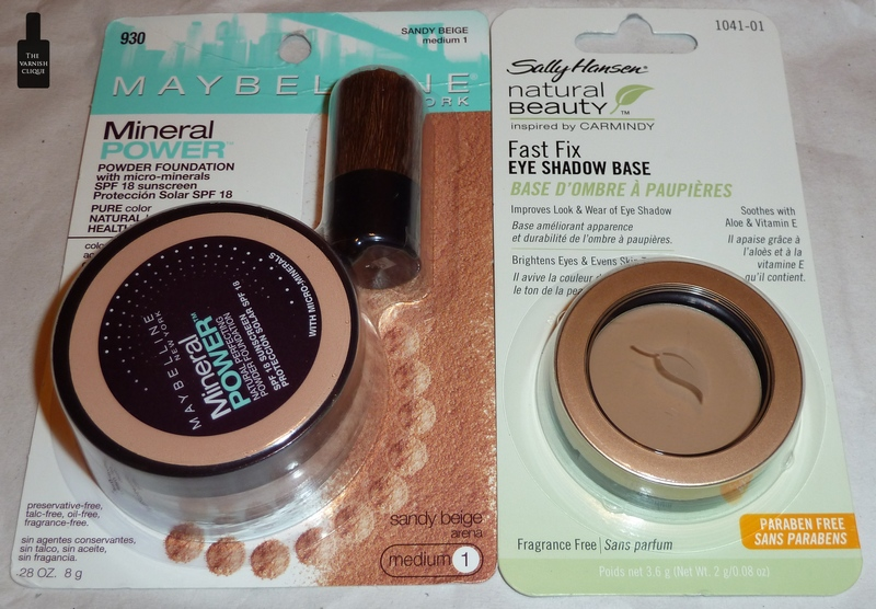 Cvs Makeup Clearance Haul The Varnish Clique